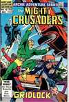 Mighty Crusaders #10 comic books - cover scans photos Mighty Crusaders #10 comic books - covers, picture gallery