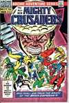 Mighty Crusaders #11 comic books - cover scans photos Mighty Crusaders #11 comic books - covers, picture gallery