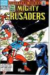 Mighty Crusaders #13 comic books - cover scans photos Mighty Crusaders #13 comic books - covers, picture gallery