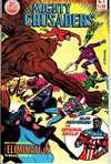 Mighty Crusaders #4 cheap bargain discounted comic books Mighty Crusaders #4 comic books