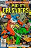 Mighty Crusaders #6 comic books - cover scans photos Mighty Crusaders #6 comic books - covers, picture gallery