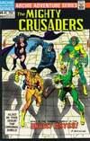 Mighty Crusaders #8 comic books - cover scans photos Mighty Crusaders #8 comic books - covers, picture gallery