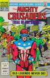 Mighty Crusaders #9 comic books - cover scans photos Mighty Crusaders #9 comic books - covers, picture gallery
