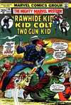 Mighty Marvel Western #24 comic books - cover scans photos Mighty Marvel Western #24 comic books - covers, picture gallery