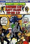 Mighty Marvel Western #27 comic books - cover scans photos Mighty Marvel Western #27 comic books - covers, picture gallery
