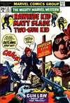 Mighty Marvel Western #31 comic books for sale