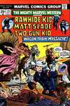 Mighty Marvel Western #35 comic books for sale
