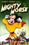 Mighty Mouse Comic Books. Mighty Mouse Comics.