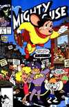 Mighty Mouse #9 comic books - cover scans photos Mighty Mouse #9 comic books - covers, picture gallery