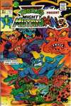 Mighty Mutanimals comic books