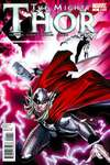 Mighty Thor comic books