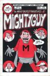 Mightyguy #3 comic books - cover scans photos Mightyguy #3 comic books - covers, picture gallery