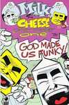 Milk and Cheese #2 comic books - cover scans photos Milk and Cheese #2 comic books - covers, picture gallery
