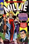 Millie the Model #144 comic books - cover scans photos Millie the Model #144 comic books - covers, picture gallery