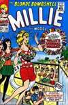 Millie the Model #150 comic books - cover scans photos Millie the Model #150 comic books - covers, picture gallery