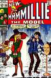 Millie the Model #166 comic books - cover scans photos Millie the Model #166 comic books - covers, picture gallery