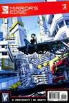 Mirror's Edge #2 comic books - cover scans photos Mirror's Edge #2 comic books - covers, picture gallery