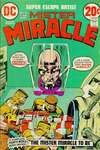 Mister Miracle #10 comic books - cover scans photos Mister Miracle #10 comic books - covers, picture gallery