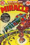 Mister Miracle #11 comic books - cover scans photos Mister Miracle #11 comic books - covers, picture gallery