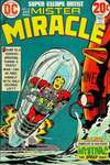 Mister Miracle #12 comic books - cover scans photos Mister Miracle #12 comic books - covers, picture gallery