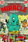 Mister Miracle #13 comic books - cover scans photos Mister Miracle #13 comic books - covers, picture gallery