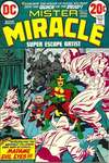 Mister Miracle #14 comic books - cover scans photos Mister Miracle #14 comic books - covers, picture gallery