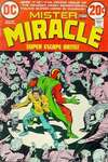 Mister Miracle #15 comic books - cover scans photos Mister Miracle #15 comic books - covers, picture gallery