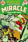 Mister Miracle #17 comic books - cover scans photos Mister Miracle #17 comic books - covers, picture gallery
