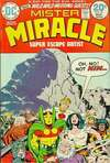 Mister Miracle #18 comic books - cover scans photos Mister Miracle #18 comic books - covers, picture gallery