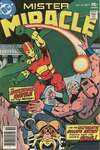 Mister Miracle #20 comic books - cover scans photos Mister Miracle #20 comic books - covers, picture gallery