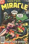 Mister Miracle #25 comic books - cover scans photos Mister Miracle #25 comic books - covers, picture gallery