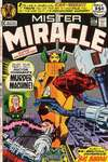 Mister Miracle #5 comic books - cover scans photos Mister Miracle #5 comic books - covers, picture gallery