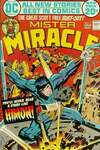Mister Miracle #9 comic books - cover scans photos Mister Miracle #9 comic books - covers, picture gallery