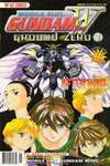 Mobile Suit Gundam Wing Ground Zero #1 comic books for sale