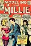 Modeling with Millie #34 Comic Books - Covers, Scans, Photos  in Modeling with Millie Comic Books - Covers, Scans, Gallery