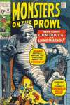 Monsters on the Prowl #12 comic books - cover scans photos Monsters on the Prowl #12 comic books - covers, picture gallery