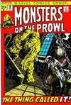Monsters on the Prowl #15 Comic Books - Covers, Scans, Photos  in Monsters on the Prowl Comic Books - Covers, Scans, Gallery