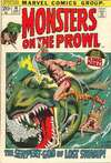 Monsters on the Prowl #16 comic books - cover scans photos Monsters on the Prowl #16 comic books - covers, picture gallery