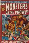 Monsters on the Prowl #18 Comic Books - Covers, Scans, Photos  in Monsters on the Prowl Comic Books - Covers, Scans, Gallery