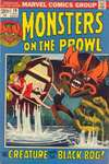 Monsters on the Prowl #19 Comic Books - Covers, Scans, Photos  in Monsters on the Prowl Comic Books - Covers, Scans, Gallery