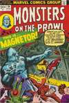 Monsters on the Prowl #24 comic books - cover scans photos Monsters on the Prowl #24 comic books - covers, picture gallery