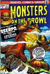 Monsters on the Prowl #27 Comic Books - Covers, Scans, Photos  in Monsters on the Prowl Comic Books - Covers, Scans, Gallery