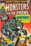 Monsters on the Prowl #28 Comic Books - Covers, Scans, Photos  in Monsters on the Prowl Comic Books - Covers, Scans, Gallery