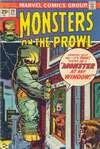 Monsters on the Prowl #29 comic books for sale