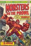 Monsters on the Prowl #30 Comic Books - Covers, Scans, Photos  in Monsters on the Prowl Comic Books - Covers, Scans, Gallery