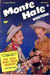Monte Hale Western #75 comic books - cover scans photos Monte Hale Western #75 comic books - covers, picture gallery