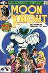Moon Knight #1 comic books - cover scans photos Moon Knight #1 comic books - covers, picture gallery