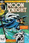 Moon Knight #10 Comic Books - Covers, Scans, Photos  in Moon Knight Comic Books - Covers, Scans, Gallery