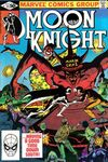 Moon Knight #11 Comic Books - Covers, Scans, Photos  in Moon Knight Comic Books - Covers, Scans, Gallery