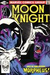 Moon Knight #12 comic books - cover scans photos Moon Knight #12 comic books - covers, picture gallery